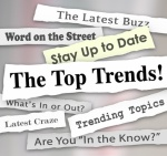 The Top Trends Hot New Ideas Latest Fads Fashion Ideas Innovatio